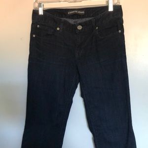 Express skinny Stella Lowrise jeans size 4s